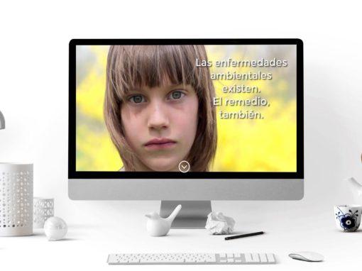 Web Fundación Alborada