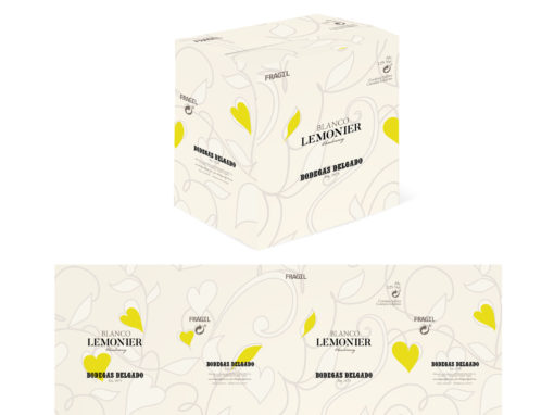 Lemonier blanco- packaging