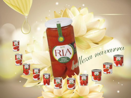 Conservas Ria – alimentaria 2018 tomate