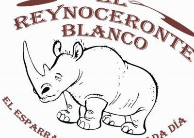 EL REYNOCERONTE BLANCO